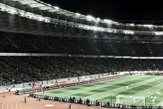 Olimpiyskiy stadium, Kiev, Ukraine view 14
