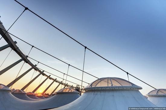 Olimpiyskiy stadium, Kiev, Ukraine view 8