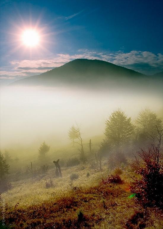 Ukrainian Carpathians landscape 11