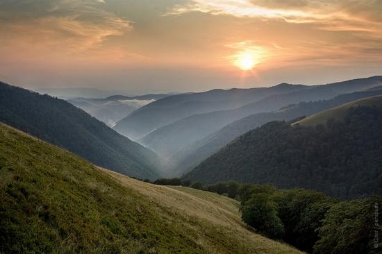 Ukrainian Carpathians landscape 15