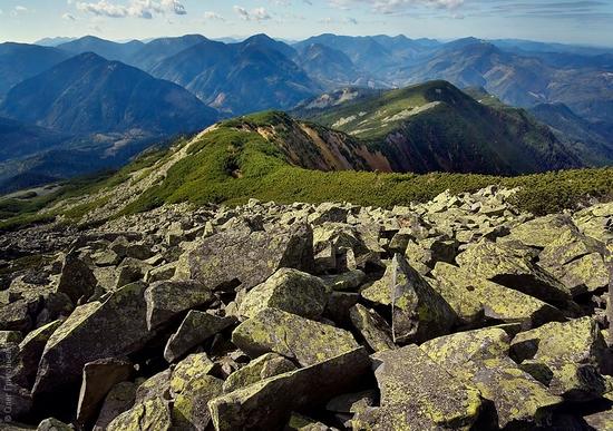 Ukrainian Carpathians landscape 21