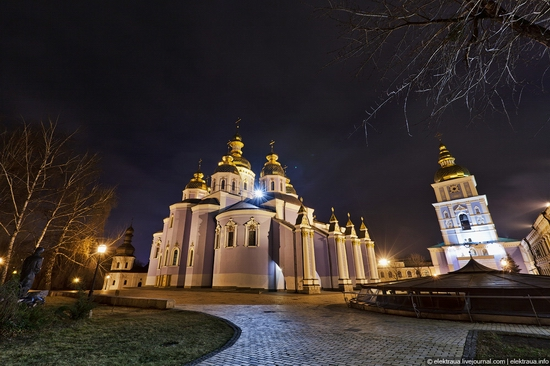 New Year's Eve, Kiev street view 10