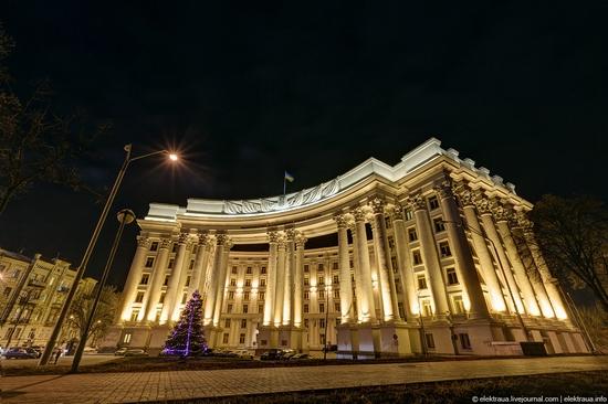 New Year's Eve, Kiev street view 11