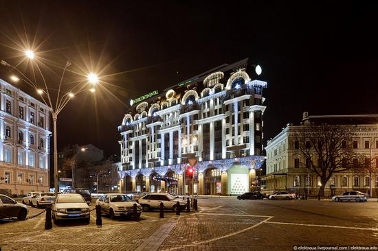New Year's Eve, Kiev street view 12