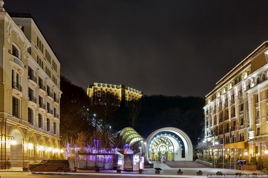 New Year's Eve, Kiev street view 9
