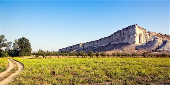 Belaya Skala (White Rock) Crimea, Ukraine view 2