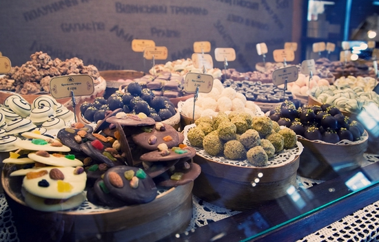 Lviv Chocolate Factory, Ukraine view 3