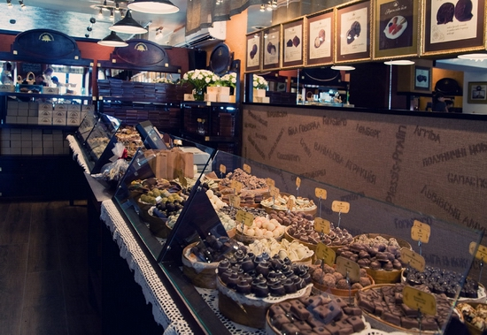 Lviv Chocolate Factory, Ukraine view 4