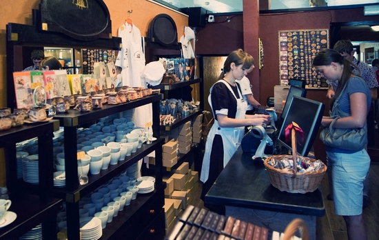 Lviv Chocolate Factory, Ukraine view 7