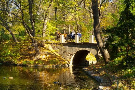 Sofiyivka dendrological park, Uman, Ukraine view 12