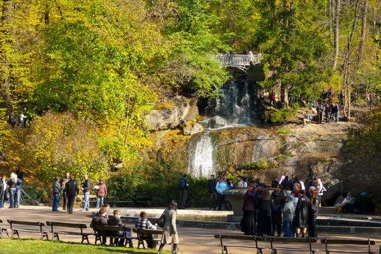 Sofiyivka dendrological park, Uman, Ukraine view 14