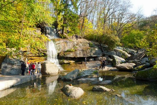 Sofiyivka dendrological park, Uman, Ukraine view 15