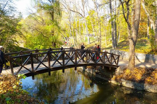 Sofiyivka dendrological park, Uman, Ukraine view 17