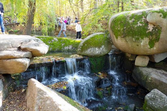 Sofiyivka dendrological park, Uman, Ukraine view 18
