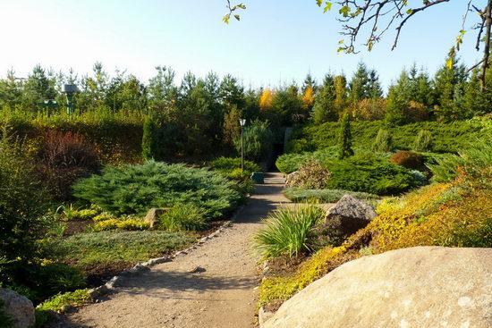 Sofiyivka dendrological park, Uman, Ukraine view 2