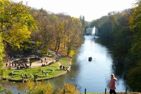 Sofiyivka dendrological park, Uman, Ukraine view 25