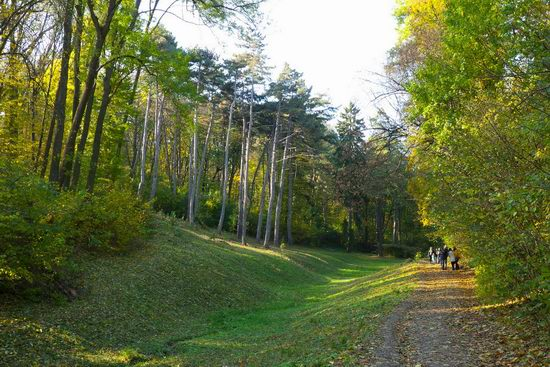 Sofiyivka dendrological park, Uman, Ukraine view 26