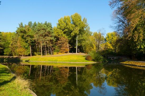 Sofiyivka dendrological park, Uman, Ukraine view 5