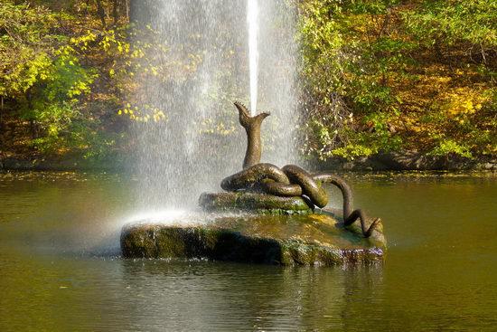 Sofiyivka dendrological park, Uman, Ukraine view 7