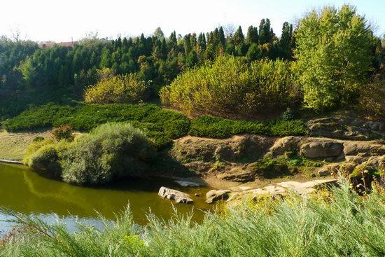 Sofiyivka dendrological park, Uman, Ukraine view 8