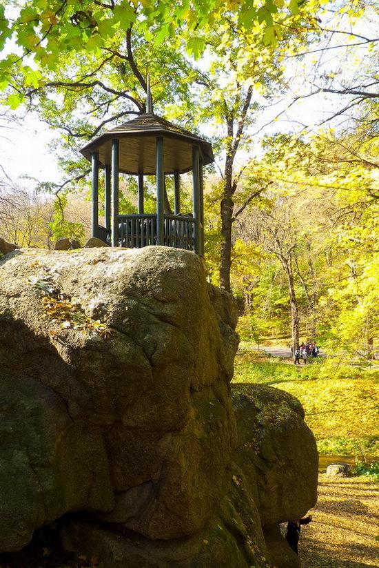 Sofiyivka dendrological park, Uman, Ukraine view 9