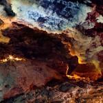 Gorgeous underground universe of Mlynki cave