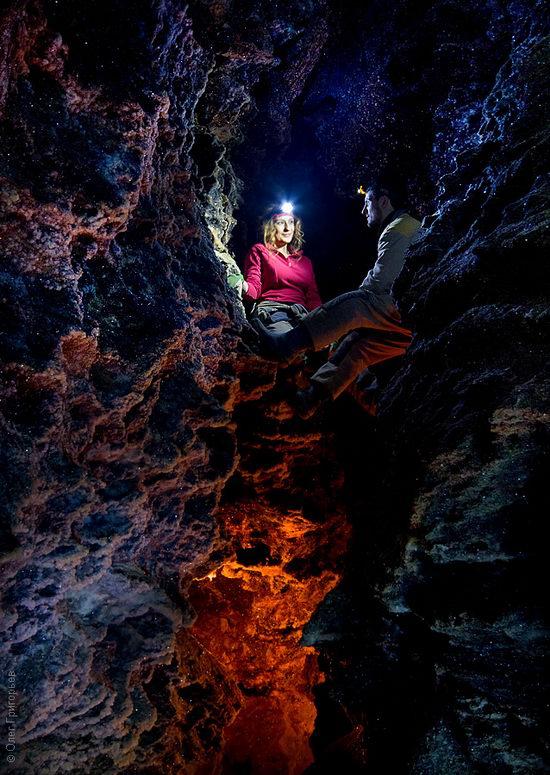 Gorgeous underground universe of Mlynki cave, Ukraine view 13