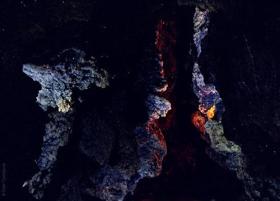 Gorgeous underground universe of Mlynki cave, Ukraine view 18