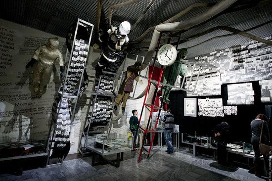 Chernobyl museum, Kiev, Ukraine view 3