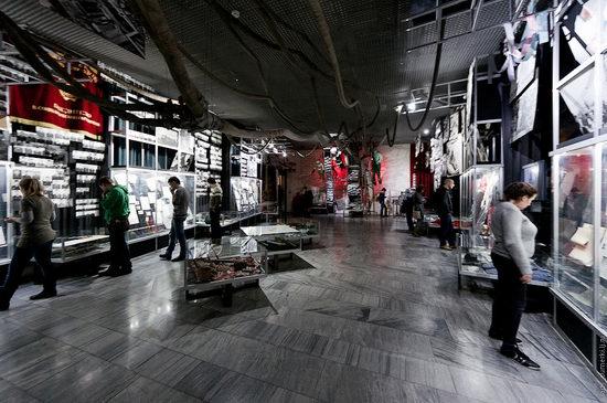Chernobyl museum, Kiev, Ukraine view 8