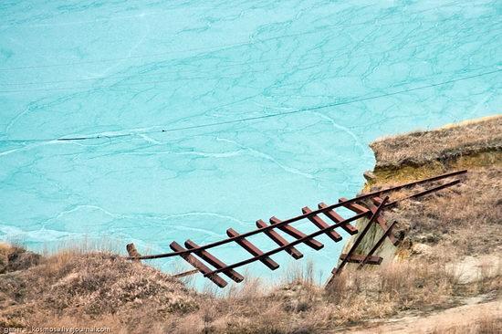 Post-apocalyptic views of abandoned mine, Ukraine 2