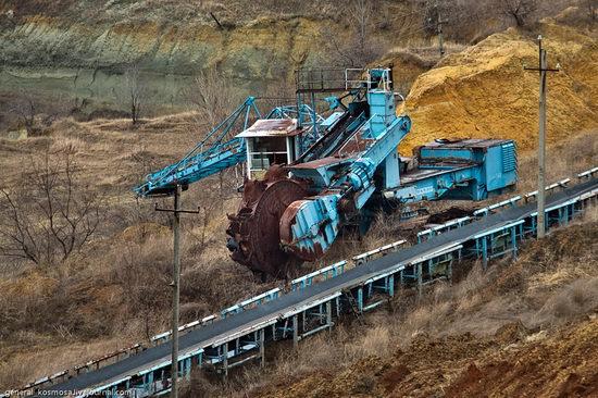 Post-apocalyptic views of abandoned mine, Ukraine 3