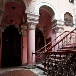 Mysterious worlds of staircases of Odessa houses