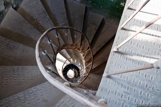 The staircases of Odessa houses, Ukraine view 11