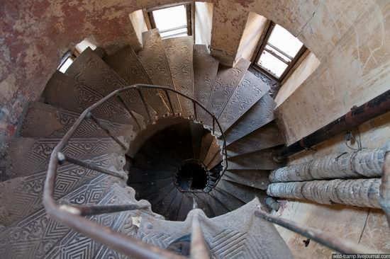 The staircases of Odessa houses, Ukraine view 9