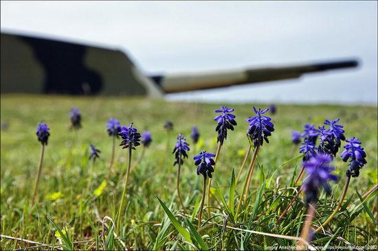 The 30th coastal artillery battery in Sevastopol, Crimea, Ukraine view 27