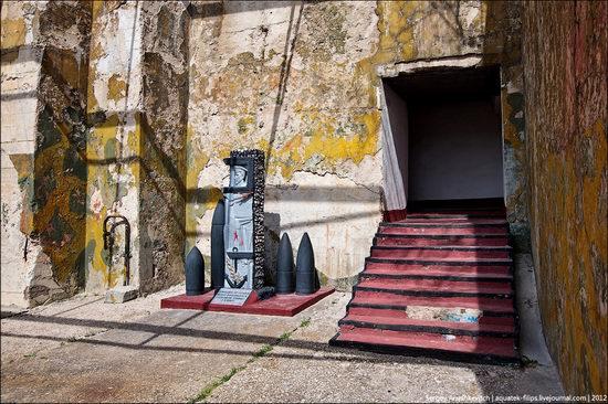 The 30th coastal artillery battery in Sevastopol, Crimea, Ukraine view 6