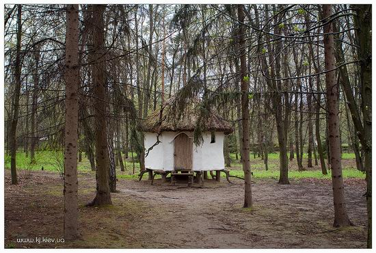 Folk architecture and life museum, Ukraine view 12