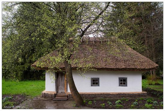 Folk architecture and life museum, Ukraine view 14