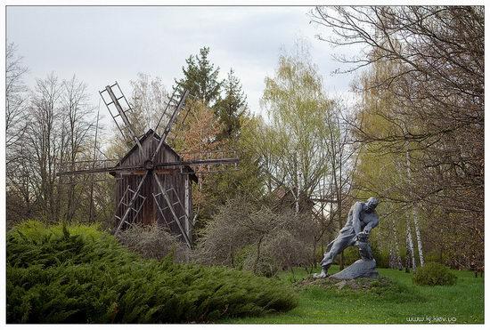 Folk architecture and life museum, Ukraine view 16