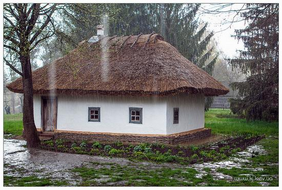 Folk architecture and life museum, Ukraine view 2