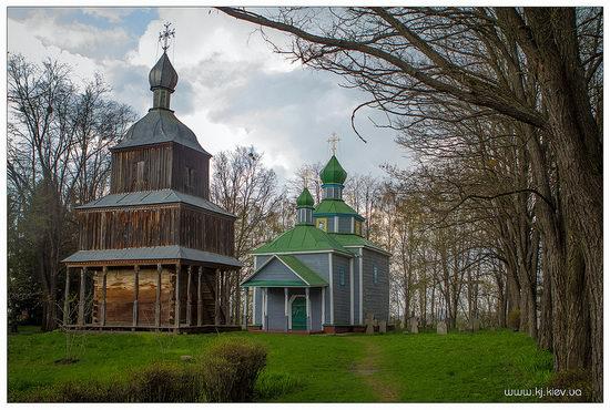 Folk architecture and life museum, Ukraine view 3