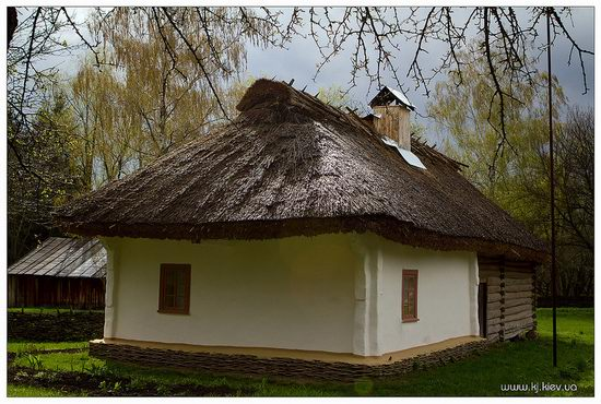 Folk architecture and life museum, Ukraine view 6