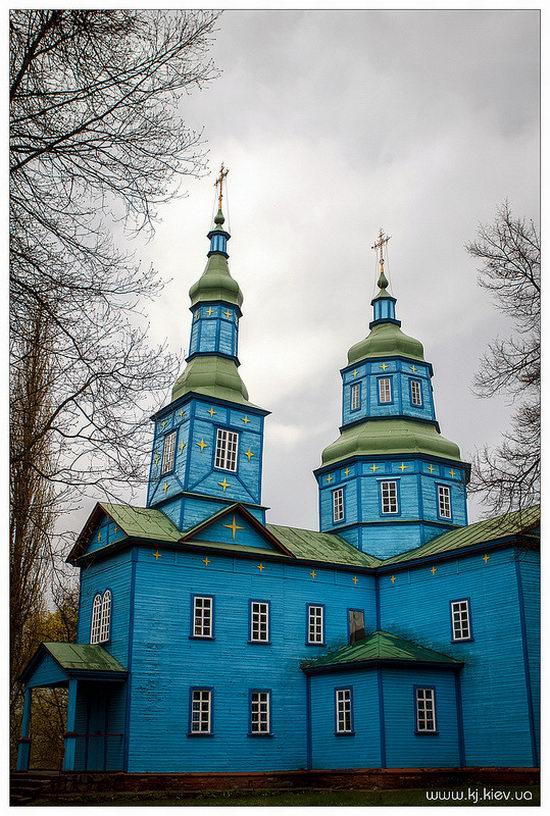 Folk architecture and life museum, Ukraine view 7