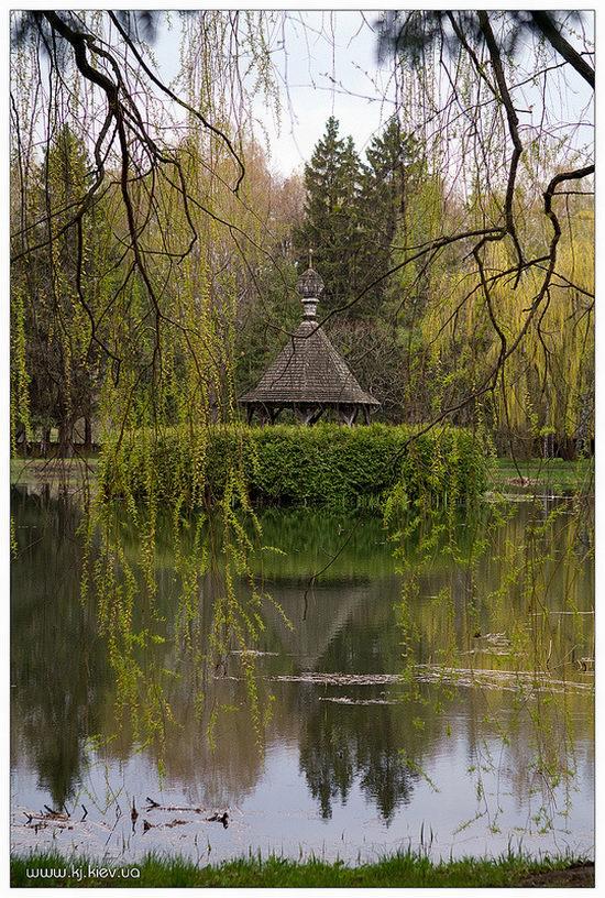 Folk architecture and life museum, Ukraine view 8