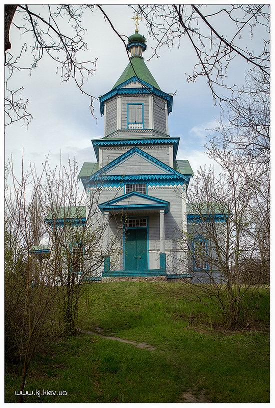 Folk architecture and life museum, Ukraine view 9
