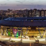Metalist – Euro 2012 stadium in Kharkov