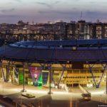 Metalist – Euro 2012 stadium in Kharkov
