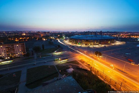 Metalist - Euro 2012 stadium, Kharkov, Ukraine view 12