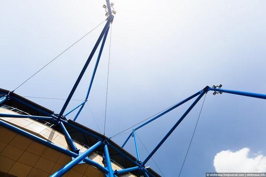 Metalist - Euro 2012 stadium, Kharkov, Ukraine view 3